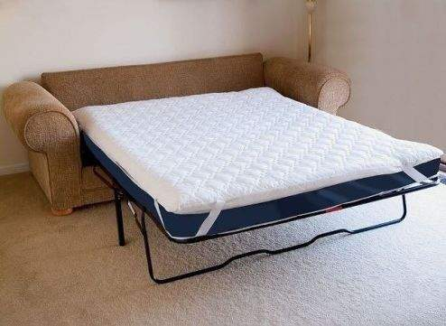 Выбор тонкого матраса на диван