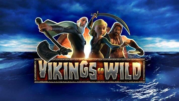 Бонусы игрового автомата Vikings Go Wild из казино Вулкан 24 на сайте вулкан24онлайн.com