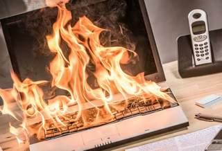 Распространенные причины нагрева ноутбука